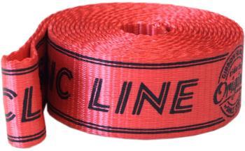 Gibbon Slackrack Classic Line Slackline Red Webbing 4.5 M Red