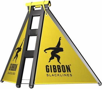 Gibbon Slackframe Slackline Mount No Tree Required, Single Unit