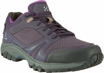 Haglofs Observe Extended GT Women's Approach Shoes, UK 4 Acai Berry