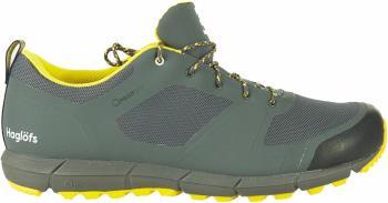 Haglofs L.I.M Low Proof Eco Mens Walking Shoes, Uk 7 Magnetite