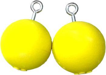 Lapis Rollyballs Grip & Pinch Strength Training, XL, 14cm Yellow