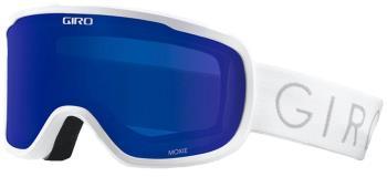 Giro Womens Moxie White, Grey Cobalt Women's Ski/Snowboard Goggles, M