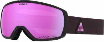 Giro Womens Facet Pink Arrow Mountain, Vivid Pink Women's Ski/Snowboard Goggles, M