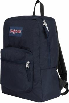 JanSport Cross Town Day Pack/Everyday Backpack, 26L Navy