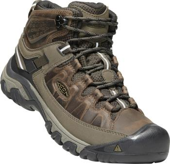 Keen Targhee III Mid WP Hiking Boots, UK 9 Canteen/Mulch