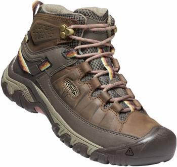 Keen Targhee III Mid WP Women's Hiking Boots, UK 4.5 Bungee/Redwood