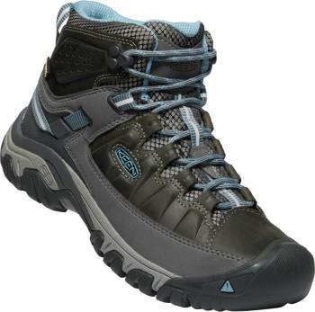 Keen Targhee III Mid WP Women's Hiking Boots, UK 5 Magnet/Blue