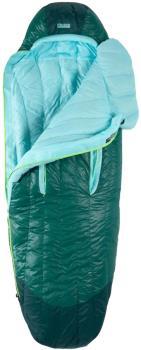 Nemo Disco Women's 30F/-1C RH Zip Down Sleeping Bag Regular Celestial