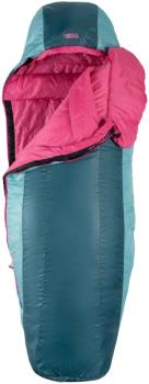 Nemo Tempo Women's 35 Synthetic Sleeping Bag Regular RH Zip