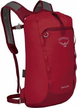 Osprey Daylite Cinch Outdoor Rucksack, 15L Cosmic Red