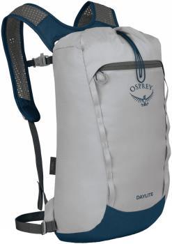 Osprey Daylite Cinch Outdoor Rucksack, 15L Aluminium Grey