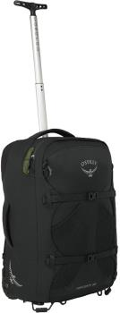Osprey Farpoint Wheels 36 Wheeled Bag/Suitcase, 36L Black