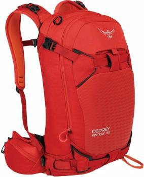Osprey Kamber 32 S/M Ski/Snowboard Backpack, 30L Ripcord Red
