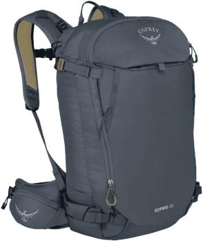 Osprey Sopris 30 Women's Ski/Snowboard Backpack, 30L Tungsten Grey