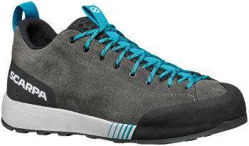 Scarpa Gecko Approach/Walking Shoes, UK 10 1/4, EU 45 Shark/Azure