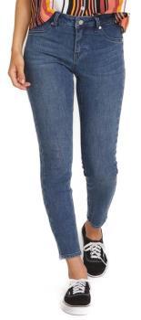 Volcom Womens Liberator Women's Casual Jeans, Uk 12 Retro Blue