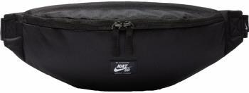 Nike SB Heritage Over Shoulder Cross Body Waist Bum Bag Belt, Black