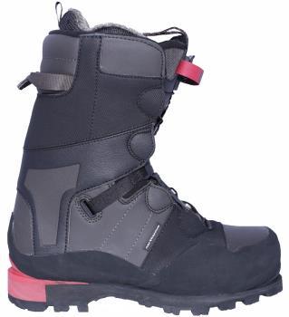 Northwave Domain CR Snowboard Boots, UK 10 Dark Grey 2020