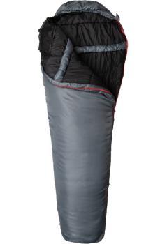 Snugpak Travelpak 4 Camping Sleeping Bag, Regular Pebble LH Zip