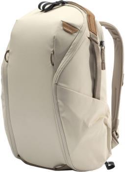 Peak Design Everyday Backpack V2 Zip 15L EDC Rucksack, 15L Bone