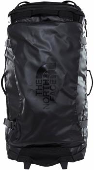 """The North Face Rolling Thunder 36"""" Wheeled Luggage Bag 155L TNF Black"""