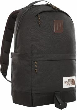The North Face Daypack Everyday Commuter Backpack 22L Black Heather