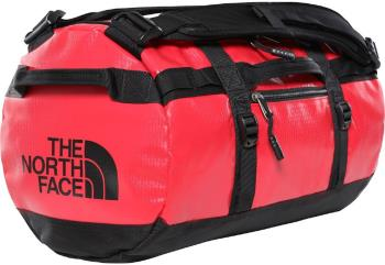 The North Face Base Camp Xs Duffel Travel Bag, 33l Tnf Red/Tnf Black