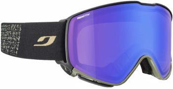 Julbo Quickshift 4S Reactiv Blue Snowboard/Ski Goggles L Black/Green