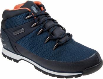 Timberland Euro Sprint Fabric Waterproof Hiking Boots, UK 10 Navy