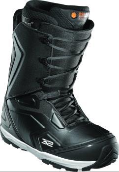 thirtytwo TM-Three Men's Snowboard Boots, UK 10.5 Black 2021