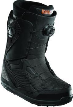 thirtytwo TM-Two Double Boa Men's Snowboard Boots, UK 10 Black 2021