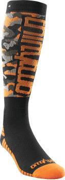 thirtytwo Men's Double Ski/Snowboard Socks, S/M Camo