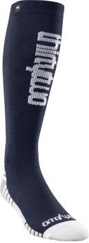 thirtytwo Men's Double Ski/Snowboard Socks, S/M Navy