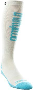 thirtytwo Women's Double Ski/Snowboard Socks, L/XL Natural