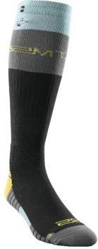 thirtytwo Signature Merino Snowboard/Ski Socks, L/XL Black