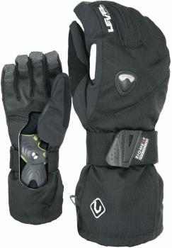 Level Fly Snowboard/Ski Gloves, XXXXL Black