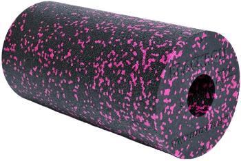 Blackroll Standard Foam Massage Roller, Black/Pink