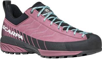 Scarpa Mescalito Women's Tech Approach Shoe, Uk 8, Eu 42 Malva/Jade
