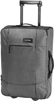 Dakine Adult Unisex Carry On Eq Roller Wheeled Bag/Suitcase, 40l Carbon Grey
