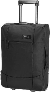 Dakine Adult Unisex Carry On Eq Roller Wheeled Bag/Suitcase, 40l All Black
