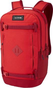 Dakine Adult Unisex Urbn Mission Backpack, 23l Deep Crimson