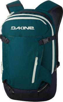 Dakine Womens Heli Pack Women's Snowboard/Ski Backpack, 12l Deep Teal
