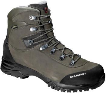 Mammut Trovat Advanced High GTX® Hiking Boots, UK 12 Graphite/Taupe