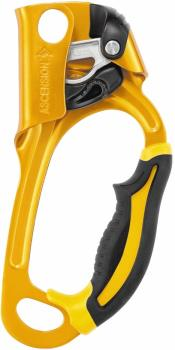 Petzl Ascension Ascender RIGHT Yellow