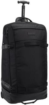 Burton Multipath Checked Wheeled Travel Bag 90L True Black Ballistic