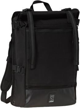 Chrome Barrage Session Travel Backpack, 22L Black
