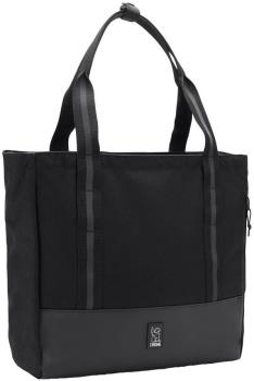 Chrome Civvy Messenger Tote Bag, 18L Black