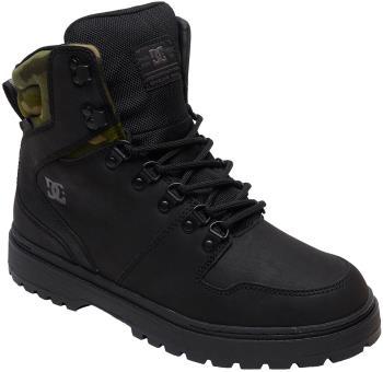 DC Adult Unisex Peary Men's Winter Boots, Uk 11 Black/Camo