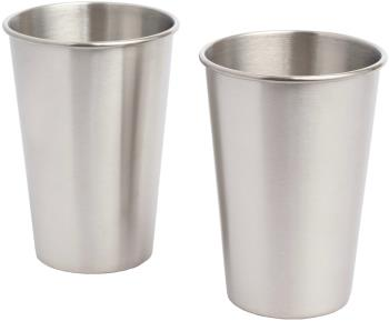 Elephant Box 600ml Stainless Steel Cup Set Resuable Tumblers