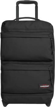 Eastpak Double Tranverz S Wheeled Bag/Suitcase, 40L Black